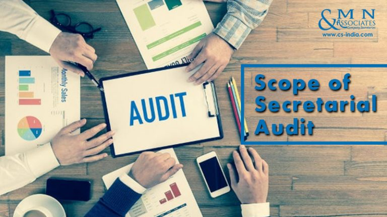Scope of Secretarial Audit
