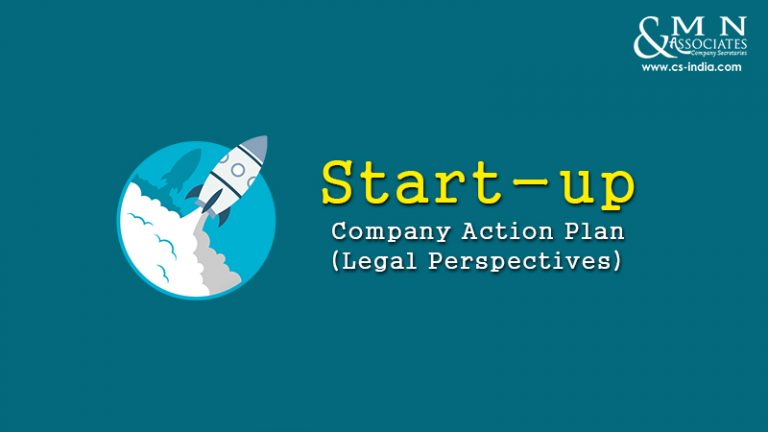 Startup Company Action Plan