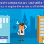 company compliences required to acquire assets and liabilities of LLP