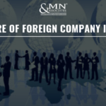 Closure of foreign company in India.