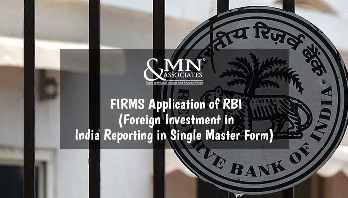 FIRMS Application of RBI