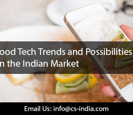 Food Tech Trends and Possibilities in the Indian Market