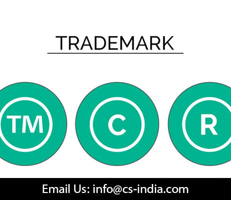 Trademark: TM, R and C Symbol