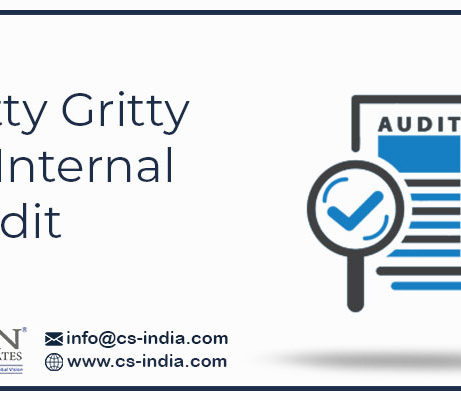 Nitty Gritty of Internal Audit